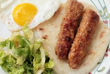 Cooking With Sausages / Recipes for sausages and dishes with sausages