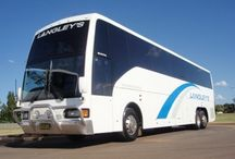 Langley's Coaches Dubbo Coach Fleet