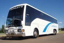 Langley's Coaches Dubbo Coach Fleet