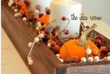 Autumn / Autumn wedding