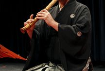 Shakuhachi / Japanese bamboo flutes, music instruments, photos where to find music marcolienhard.com