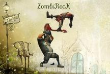 Zombinaatkar Oyuncularımız / ZombiRock Oyuncularının hazırladığı birbirinden güzel çalışmalar. http://www.joygame.com/zombirock/ / by ZombiRock Joygame