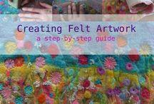 Felting / by Jessica Uran Dorn