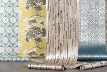 Romo Fabrics and Wallcoverings / Romo  fabrics and wallpapers available from Vanilla Interiors www.vanillainteriors.co.uk