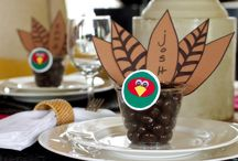 Thanksgiving Crafts for Kids! / Keep the tots entertained while you're cooking up a storm in the kitchen with these excellent craft ideas.