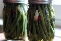 Greenbeans / Lots & Lots of Green beans!!  / by Dawn Czech