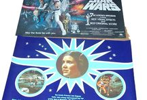 Star Wars Posters / Vintage posters from the Star Wars films