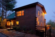 ROMANTIC Cabins for honeymoons/romantic getaway!!! / Planning a romantic getaway??  Then let Blue Sky accommodate your every request!!!  www.blueskycabinrentals.com