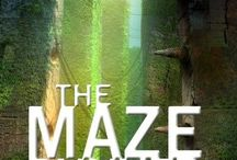 the maze runner series hunger games