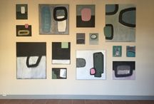 Pictures from studio and exhibitions