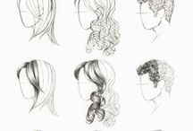 How to.... / Draw hair