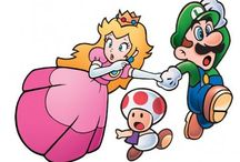 Super Mario Advance 4 / A collection of artwork, screenshots and other images from Super Mario Advance 4: Super Mario Bros. 3 on the Game Boy Advance.  Visit http://www.superluigibros.com/super-mario-advance-4-super-mario-bros-3 for more information on this game.