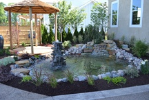 Parade of Homes landscapes and outdoor features