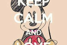 keep calm and ....