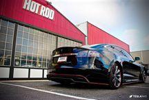 "Teslarati.com - Tesla Model S ""GT"" Aero Kit Upgrade: A Futuristic Hot Rod / http://www.teslarati.com/tesla-model-s-gt-aero-kit-upgrade-the-futuristic-hot-rod/"
