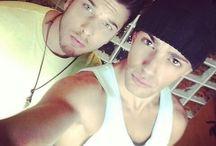 <3 Blas Cantó & David lafuente <3