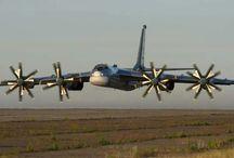 Russian air force Bear