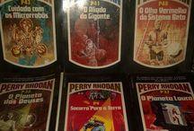 Coleção Perry Rhodan / Livros de Ficção Científica da Coleção Perry Rhodan. Aqui no Sebo do Lanati por apenas R$5 reais cada!!! Temos o P3,4,5,6,7 e 9 - P31 ao P50.
