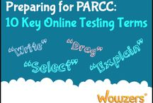 PARCC Online Assessments / All things PARCC!  / by Wowzers Online Math
