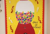 School-Bulletin Boards