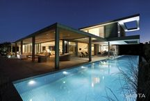 Modern Designs We Like / Here are some great modern home designs that really inspired us here at The Plan Collection.