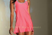 теннис платье