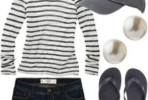 Summer outfits for Vacations / by Danielle Meier