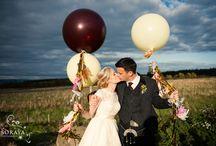 Bogbain Farm weddings / Wedding photography at Bogbain Farm by Margaret Soraya
