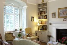 Inviting Living Rooms / The living room is probably the most social of all the rooms in a holiday home