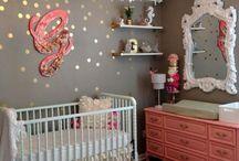 Iysla's NEW room / Big girl room