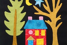 House Quilt blocks / by Beth Rigor