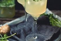 Postres en vaso y bebidas - Shot and drink