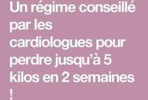 régime de cardiologue