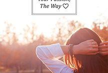 Your Passion, The Way / Romanzo uscito ad aprile 2016