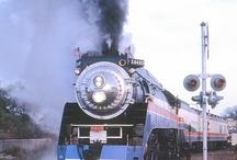 Trains Of The World / by Glyndwr Owen Hughes