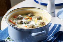 Eintöpfe/Suppen