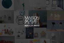 Maison&Objet Paris - Janvier 2017 #MO17