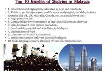 Study in Top Malaysia Universities