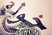 Arabic Art/Inspiration