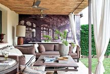 Outdoor Living / by Dannielle Wright