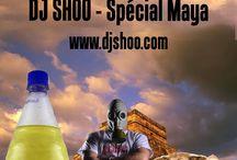 DJ SHOO - SPECIAL MAYA / Cette semaine LE SHOO  vous amènes chez les Mayas. Vendredi 10 avril sur les ondes d' Atomik Radio 18h00 (minuit en Europe) www.djshoo.com & www.atomik-radio.fr