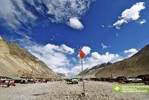 Journey To The Highest Himalaya, Tibet & Nepal Trip [operator : Kaki Gatel] / Journey To The Highest Himalaya, Tibet & Nepal Trip Tibet, Everest Base Camp, Pottala Palace, China, Nepal, Kathmandu, Bhatakpur, Nagarkot October 18 - 26, 2013 Link : http://triptr.us/rK