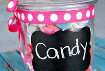 Pahar candy