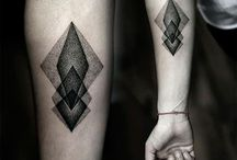 Tattoo Triângulo