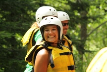 River Smiles :) / White water creates a feeling in all of us that just makes you smile.