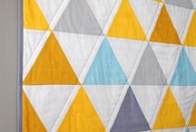 Quilt It~Triangles / by Janet Betts
