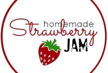 free label jam