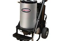 Top Professional Hot Electric Power Washers / The pressure washer experts at Pressure Washers Direct have created a list of their recommended professional hot electric power washers to help consumers.