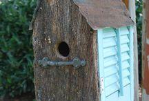 Birdhouses / by Renita Prater