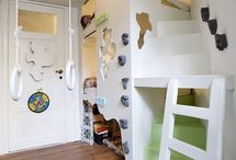 Play rooms/ craft rooms